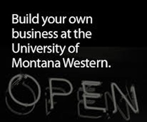 Build your own business at the University of Montana Western.